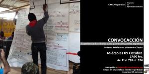 CONVOCACCION_GIAP-CRAC _ Escuela Zapatista_Octubre2013_Valparaiso