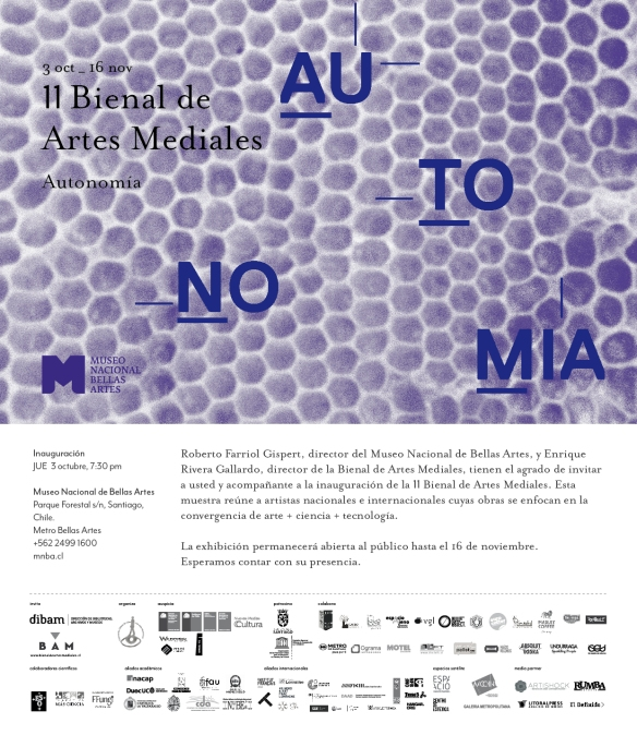 11º Bienal de Artes Mediales