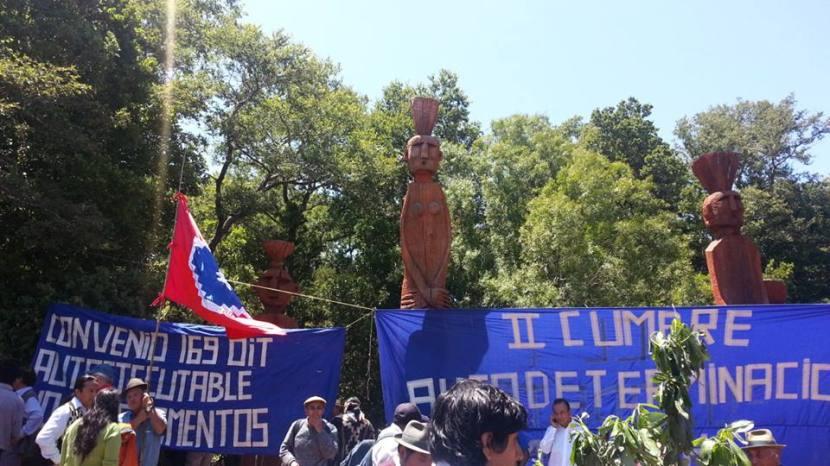 Exigimos Igual Respeto a los Tratados Mapuche Celebrados con el Estado deChile.