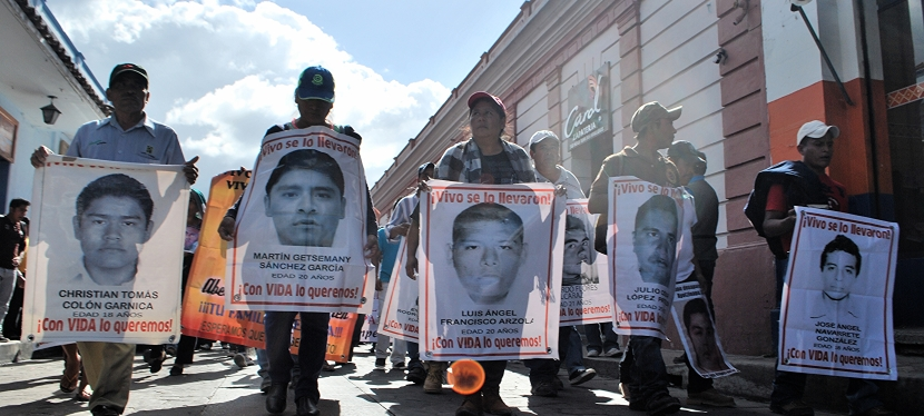 After Ayotzinapa: building autonomy in a civil war