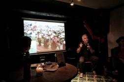 TJ Demos en La Reci-foto cedida por Antonio Paucar